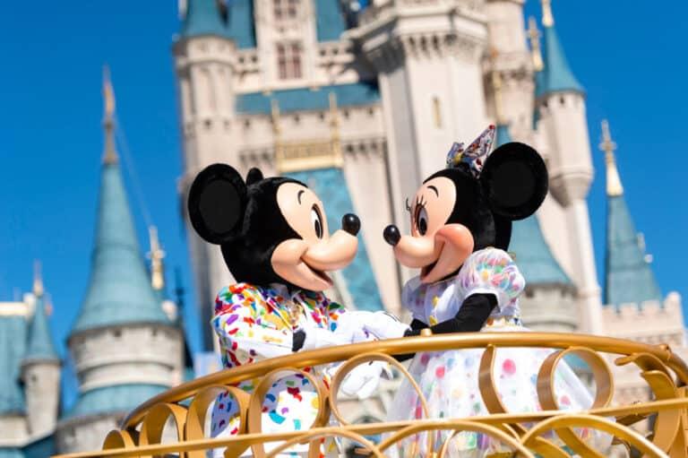 Mickey Minnie Disney Orlando