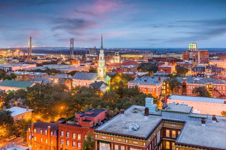 Savannah Travel Info